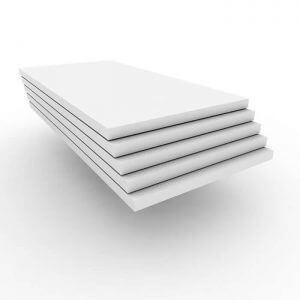 Calciumsilikatplatten mit einer Stärke von 30mm im 5er Mehrpack